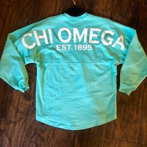 Chi omega long sleeve